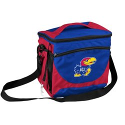 Logo™ University of Kansas 24-Can Cooler