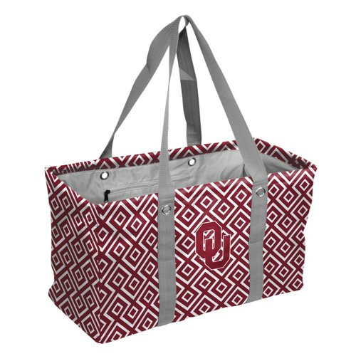 Logo™ Women's University of Oklahoma Double Diamond Picnic Caddy