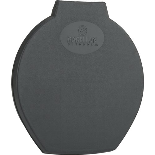 Magellan Outdoors Bucket Toilet Seat with Lid
