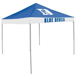 Logo Duke University Straight-Leg 9 ft x 9 ft Economy Tent