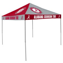 Logo University of Alabama Straight-Leg 9 ft x 9 ft Checkerboard Tent