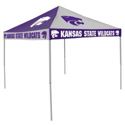 Kansas State University Straight-Leg 9 ft x 9 ft Checkerboard Tent