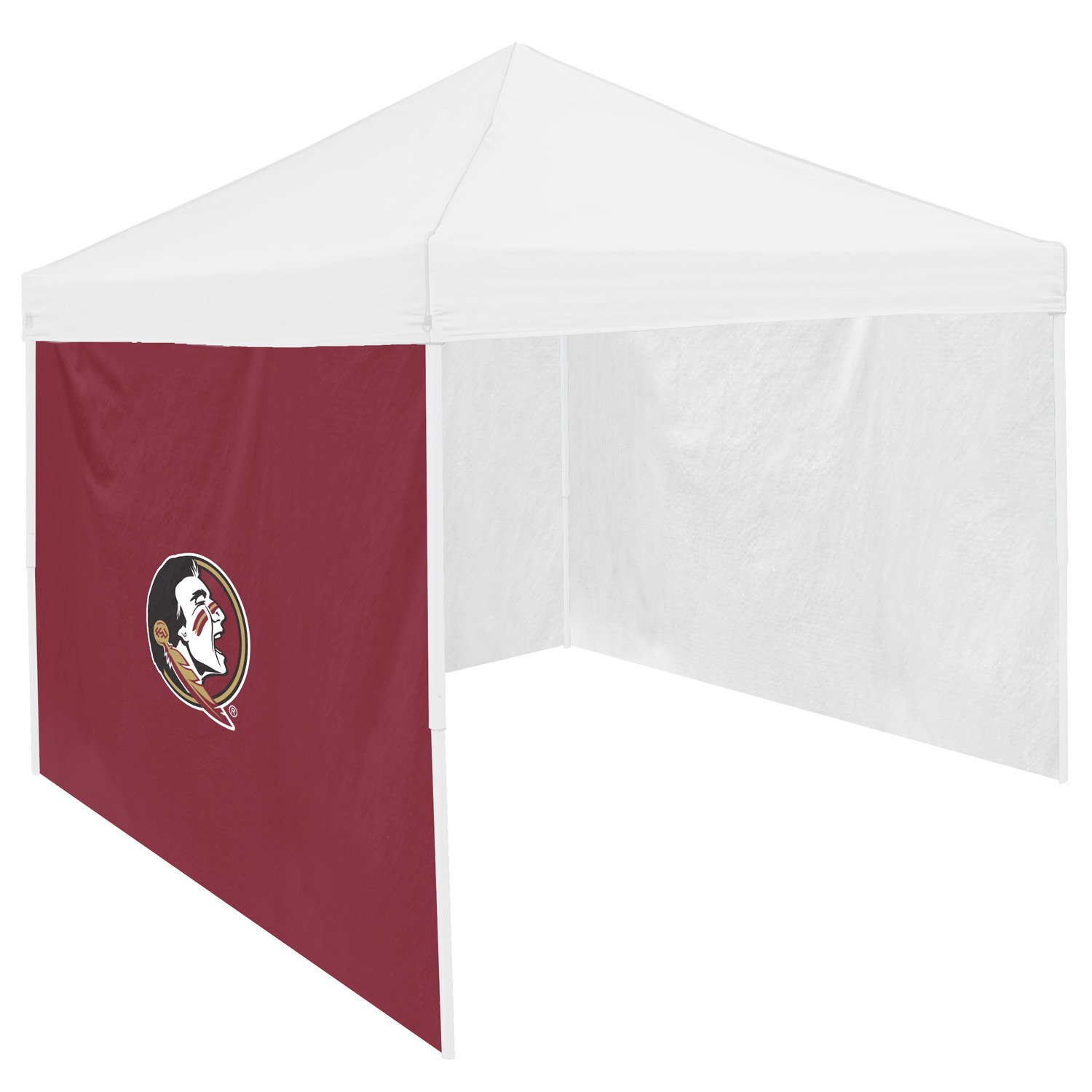 Logo Florida State University Tent Side Panel - view number 1