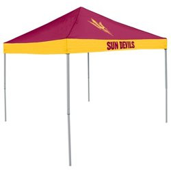 Logo Arizona State University Straight-Leg 9 ft x 9 ft Economy Tent