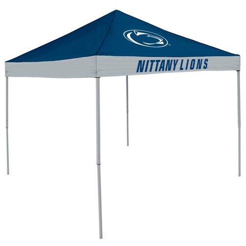 Logo Pennsylvania State University Straight-Leg 9 ft x 9 ft Economy Tent