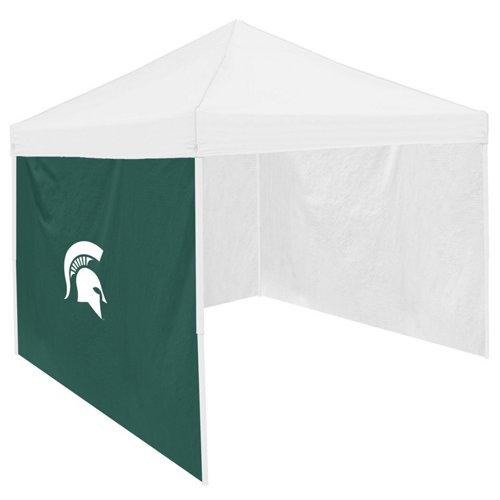 Logo Michigan State University Tent Side Panel