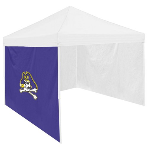Logo East Carolina University Tent Side Panel
