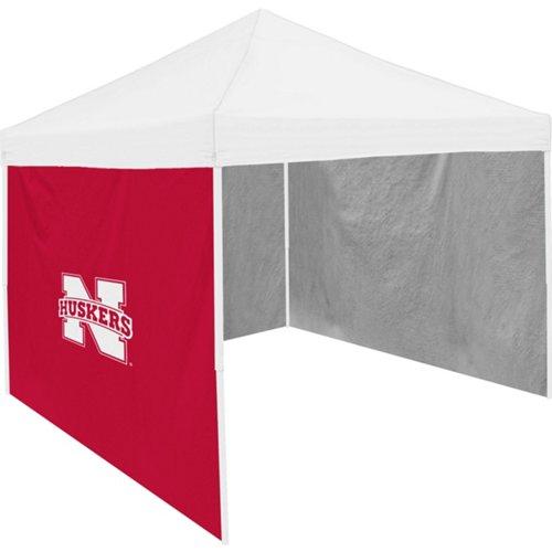 Logo University of Nebraska Tent Side Panel