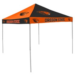 Logo Oregon State University Straight-Leg 9 ft x 9 ft Checkerboard Tent