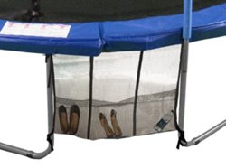 Upper Bounce® 3-Pouch Trampoline Shoe Bag