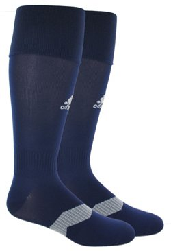 adidas Adults' Metro IV Over the Calf Soccer Socks