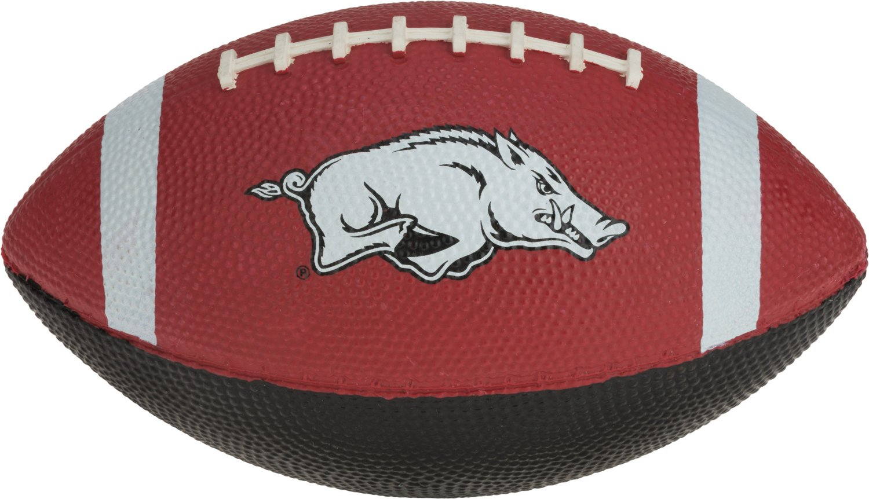 Rawlings University of Arkansas Hail Mary Youth-Size Rubber Football
