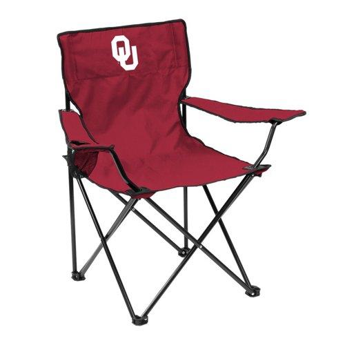 Logo University of Oklahoma Quad Chair