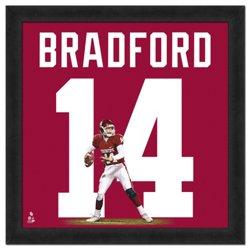 "Photo File University of Oklahoma Sam Bradford #14 UniFrame 20"" x 20"" Framed Photo"
