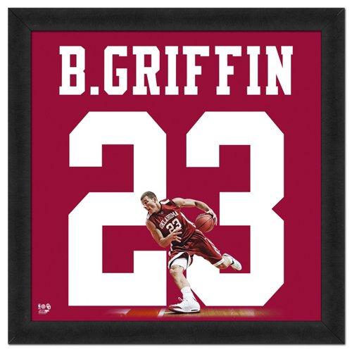 Photo File University of Oklahoma Blake Griffin #23 UniFrame 20' x 20' Framed Photo