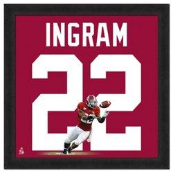 """Photo File University of Alabama Mark Ingram #22 UniFrame 20"""" x 20"""" Framed Photo"""