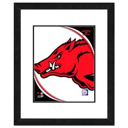 "Photo File University of Arkansas 8"" x 10"" Team Logo Photo"