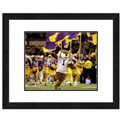 "Photo File Louisiana State University 8"" x 10"" Mascot Photo"