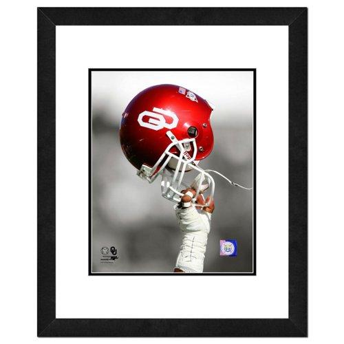 Photo File University of Oklahoma 8' x 10' Helmet Spotlight Photo