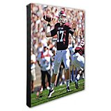 "Photo File Texas A&M University Ryan Tannehill 20"" x 24"" Stretched Canvas Photo"