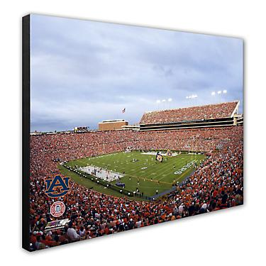 Photo File Auburn University Jordan Hare Stadium 20