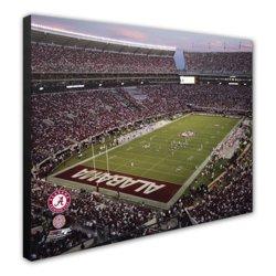 """Photo File University of Alabama Bryant Denny Stadium 8"""" x 10"""" Photo"""