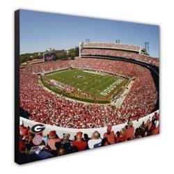 "Photo File University of Georgia Sanford Stadium 8"" x 10"" Photo"
