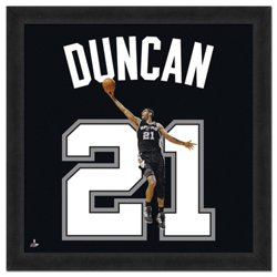 "San Antonio Spurs Tim Duncan #21 UniFrame 20"" x 20"" Framed Photo"