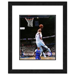 """Photo File Oklahoma City Thunder Russell Westbrook 8"""" x 10"""" Playoff Action Photo"""