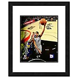 "Photo File San Antonio Spurs Tim Duncan 11"" x 14"" Double Matted and Framed Action Photo"