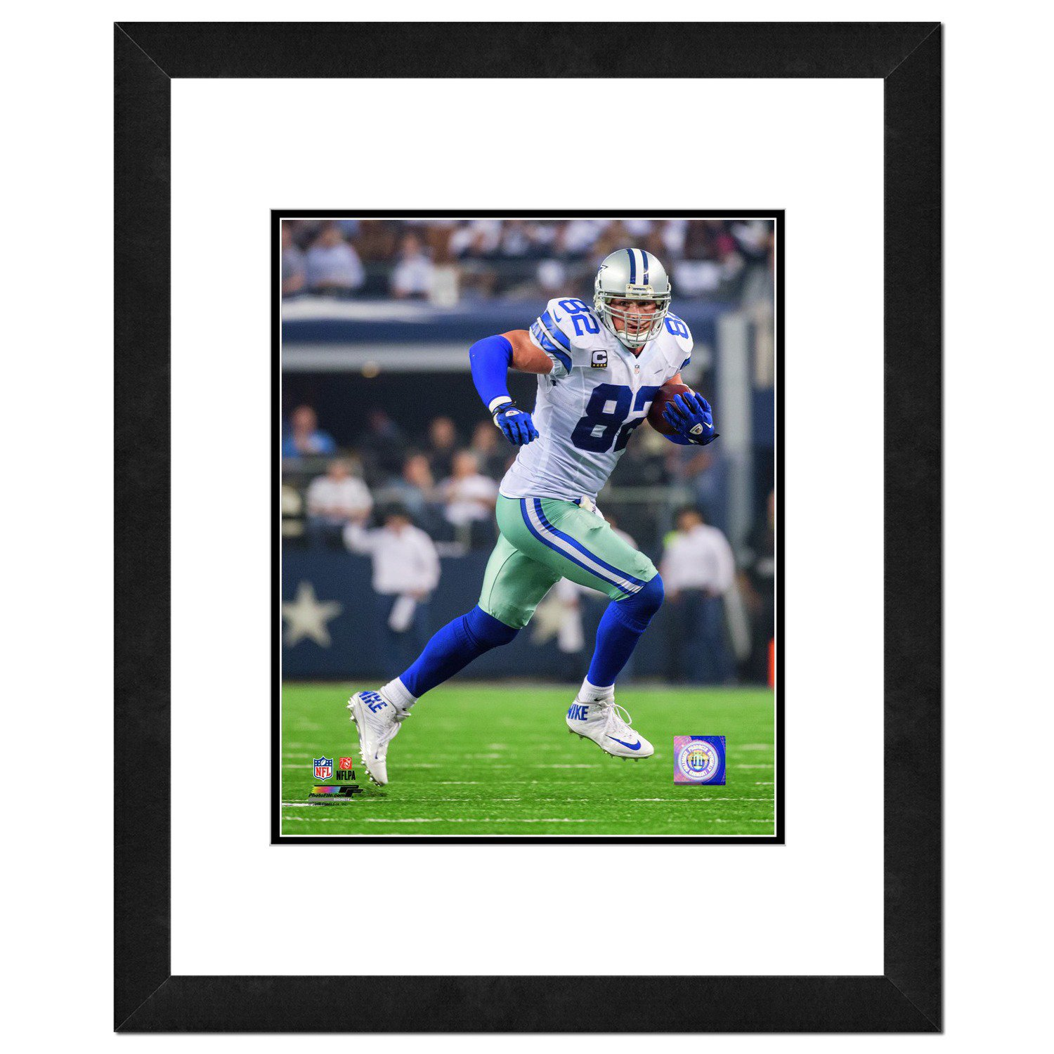Display product reviews for Photo File Dallas Cowboys Jason Witten 11