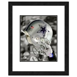 "Photo File Dallas Cowboys 8"" x 10"" Helmet Spotlight Photo"