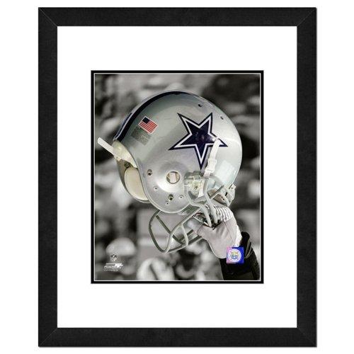Photo File Dallas Cowboys 8' x 10' Helmet Spotlight Photo