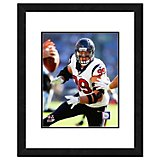 "Photo File Houston Texans J.J. Watt 11"" x 14"" Double Matted and Framed Action Photo"