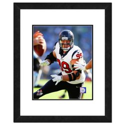 "Photo File Houston Texans J.J. Watt 8"" x 10"" Action Photo"