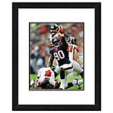 "Photo File Houston Texans Jadeveon Clowney 11"" x 14"" Double Matted and Framed Action Photo"