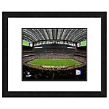 "Photo File Houston Texans NRG Stadium 11"" x 14"" Double Matted and Framed Photo"