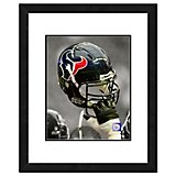 "Photo File Houston Texans 11"" x 14"" Double Matted and Framed Helmet Spotlight Photo"