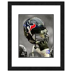 "Photo File Houston Texans 8"" x 10"" Helmet Spotlight Photo"