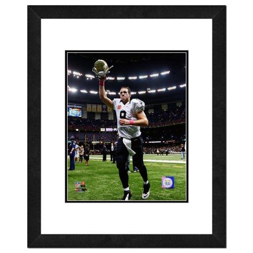 Photo File New Orleans Saints Drew Brees 8' x 10' Action Photo