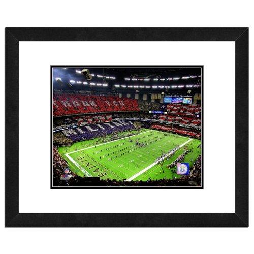 Photo File New Orleans Saints Superdome 8' x 10' Photo