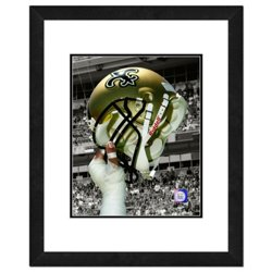 "Photo File New Orleans Saints 8"" x 10"" Helmet Spotlight Photo"