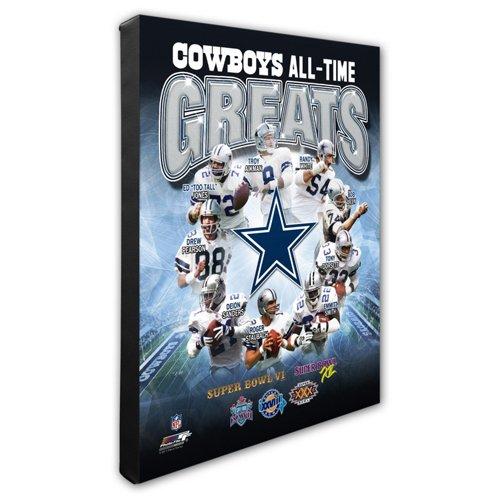 Photo File Dallas All-Time Greats 8' x 10' Photo