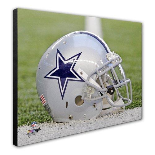 Photo File Dallas Cowboys 8' x 10' Helmet Photo