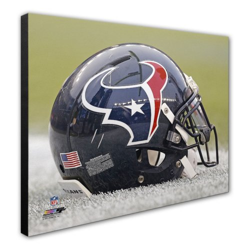 Photo File Houston Texans 8' x 10' Helmet Photo