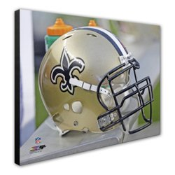 "Photo File New Orleans Saints 8"" x 10"" Helmet Photo"