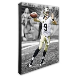 "Photo File New Orleans Saints Drew Brees 8"" x 10"" Spotlight Action Photo"