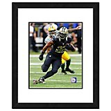 "Photo File New Orleans Saints Mark Ingram Double Matted and Framed 11"" x 14"" Action Photo"