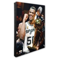 "Photo File San Antonio Spurs David Robinson 2003 NBA Championship 8"" x 10"" Photo"