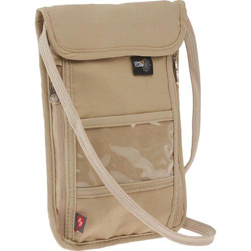 Lewis N. Clark RFID Neck Stash Bag